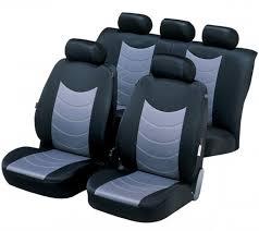 siege auto peugeot peugeot 1007 housse siège auto kit complet noir gris