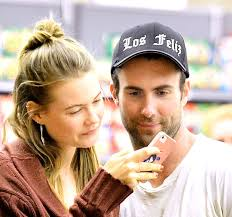 behati prinsloo wedding ring behati prinsloo shows engagement ring from adam levine