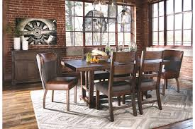 building dining room chairs zenfield dining room chair ashley furniture homestore