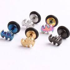 batman earrings batman earrings ebay