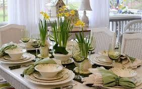 Dinner Setting Ideas For Summer Evenings That Will Make You A - Dining room table decorations for summer