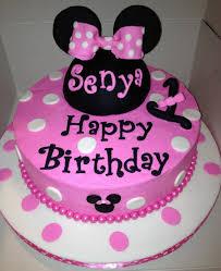 marymel cakes minnie mouse birthday