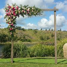 wedding arches geelong wedding ideas outdoor wedding ceremonies in