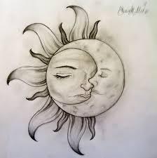 half sun half moon meaning thetattoo tk