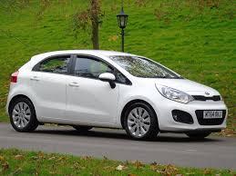 hatchback cars kia used kia rio automatic for sale motors co uk