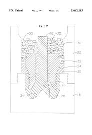 patent us5662183 high strength matrix material for pdc drag bits