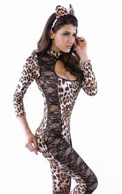 costume for women whole set lace cat womens costume woman cat costume