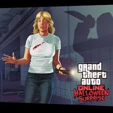 the gta online halloween surprise special halloween treats now