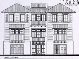 Town House Plans Best 25 Front Elevation Ideas On Pinterest House Townhouse Plans