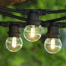 dimmable outdoor led string light why buy commercial grade string lights resource article by party