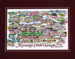 Clemson University Map Clemson University