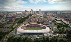 mls group reveals plan for 200 million stadium downtown metro downtown mls stadium rendering