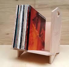 Media Storage Shelves by Vinyl 12