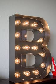best 25 light letters ideas on pinterest wedding letters big