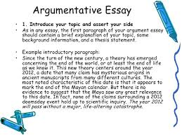 persuasive essay introduction paragraph examples how to write a