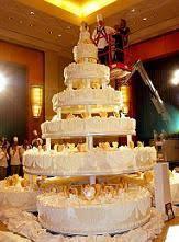 big wedding cakes wedding in new york big wedding cakes the wedding