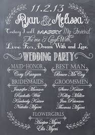Chalkboard Wedding Programs Best 25 Wedding Program Sign Ideas On Pinterest Wedding Program