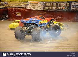 how long is the monster truck show spider man at the monster jam the monster jam monster truck show
