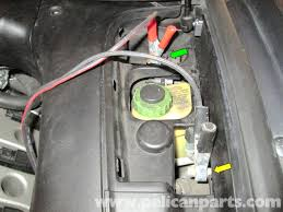 porsche cayenne jump starting and charging 2003 2008 pelican