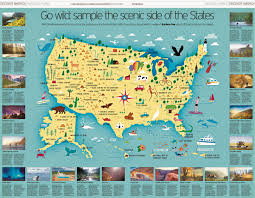 us map states national parks map of united states national parks all world maps