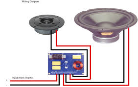 eminence pxb21k6 2 and speaker crossover wiring diagram gooddy org