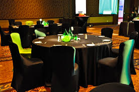 black spandex chair covers chair affair calgary chair covers gallery