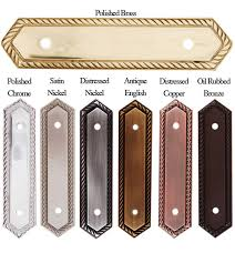 cabinet handles with backplate drawer pulls with backplates knobs etc com llc cabinet hardware idea
