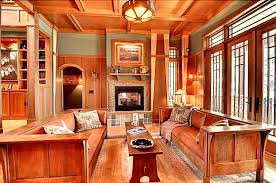 bungalow style homes interior a new craftsman style house on gull lake in minnesota hooked on