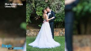 dirk nowitzki wedding photos this is us u0027 justin hartley and chrishell stause are married