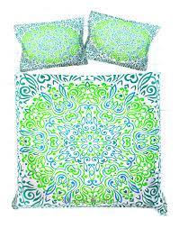 Tapestry Duvet Bedroom Trippy Bedding Indian Tapestry Hippie Duvet Covers