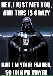 Darth Vader Nooo Meme - what kind of person are you actually star wars meme star and