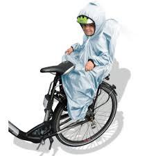 siège vélo pour bébé sunnybaby cape de pluie pour siège de vélo enfant avec manches