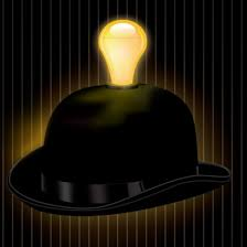 beanie with led lights light headed bowler hat with led light bulb