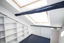 bureau sous pente bureau sous comble meilleur idées de conception de maison
