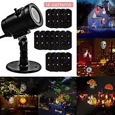 decorations projector lights lychee outdoor moving
