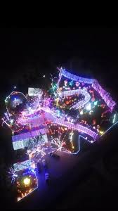 stewart family christmas light display home facebook