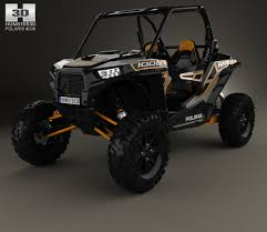 polaris ranger polaris ranger rzr 1000 2015 3d model hum3d