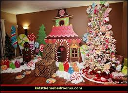 theme decorating inspiring interior and exterior designs on christmas decorating