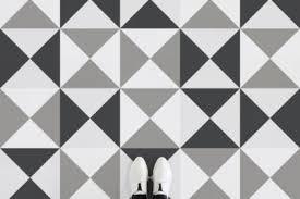 geometric vinyl flooring atrafloor