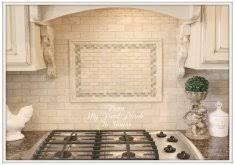 superb travertine kitchen backsplash travertine tile backsplash