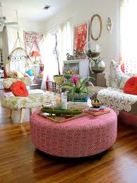 Boho Chic Living Room Ideas by 46 Bohemian Chic Living Rooms For Inspired Living