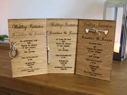wooden wedding invitations wooden wedding invitations wedding ideas