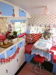 best 25 vintage trailer decor ideas on caravan