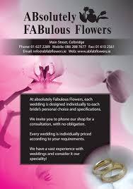 wedding flowers kildare absolutely fabulous flowers wedding flower specialist celbridge