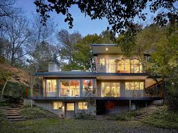 Mid Century Houses by Seidenberg House Metcalfe Architecture U0026 Design Archdaily