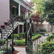 Home Courtyards Classic Courtyards Southern Living