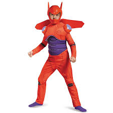 big hero 6 kids deluxe baymax muscle costume buycostumes com