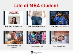 Mba Meme - life of mba student expectations vs reality mba management meme