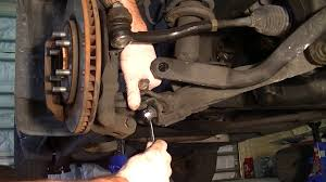 replacing the sway bar link on nissan xterra youtube