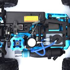 hsp nitro monster truck hsp 1 10 scale rc truck models nitro gas power off road monster
